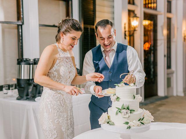 Kaitlin and Chris's Wedding in Richmond, Virginia 5