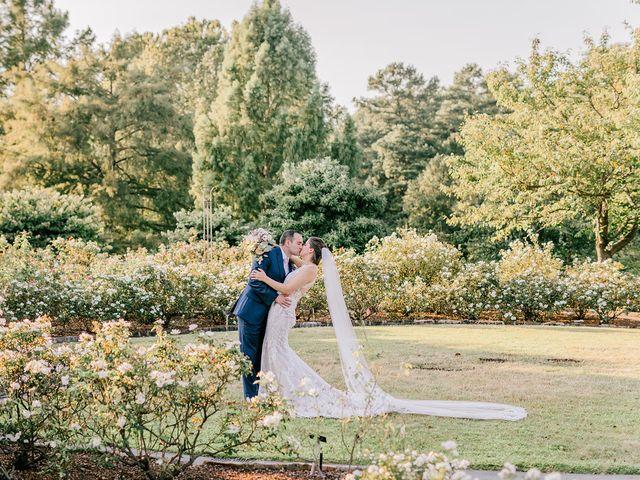 Kaitlin and Chris's Wedding in Richmond, Virginia 11