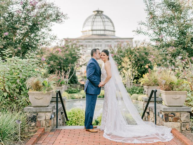 Kaitlin and Chris's Wedding in Richmond, Virginia 12