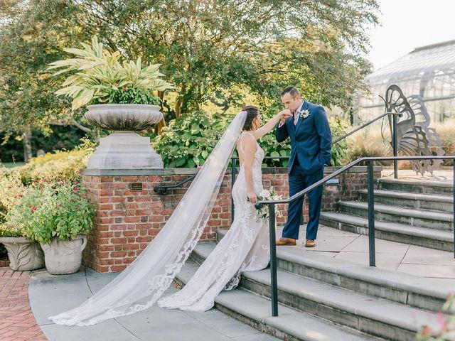 Kaitlin and Chris's Wedding in Richmond, Virginia 15