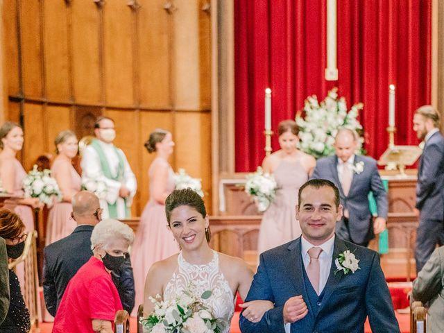 Kaitlin and Chris's Wedding in Richmond, Virginia 18
