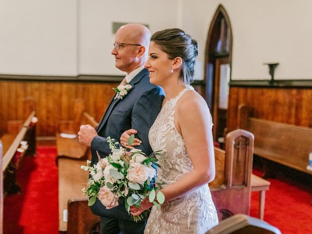 Kaitlin and Chris's Wedding in Richmond, Virginia 20