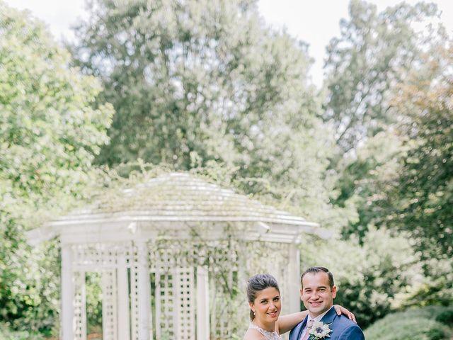 Kaitlin and Chris's Wedding in Richmond, Virginia 25