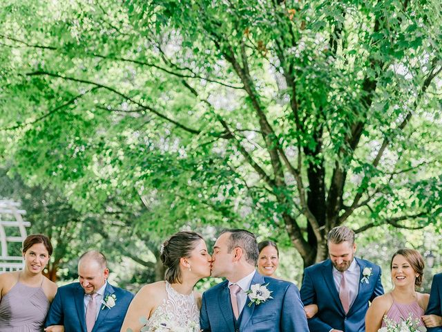 Kaitlin and Chris's Wedding in Richmond, Virginia 27