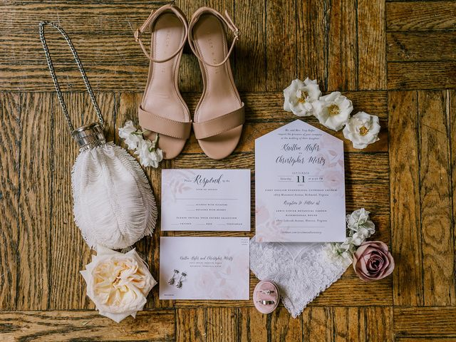 Kaitlin and Chris's Wedding in Richmond, Virginia 40