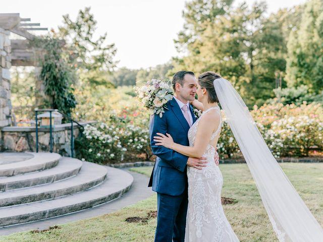 Kaitlin and Chris's Wedding in Richmond, Virginia 56