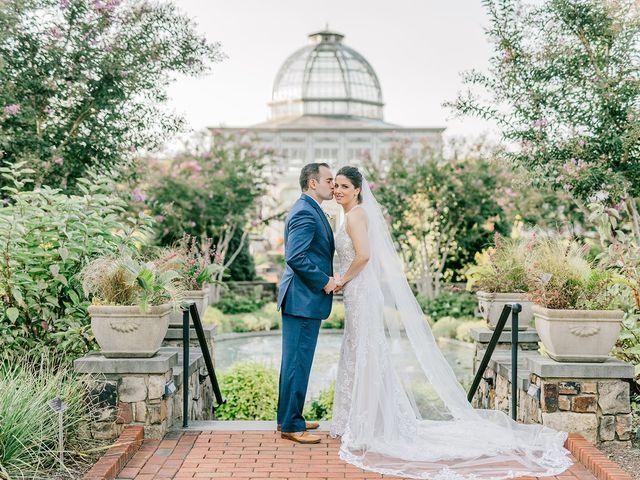 Kaitlin and Chris's Wedding in Richmond, Virginia 57