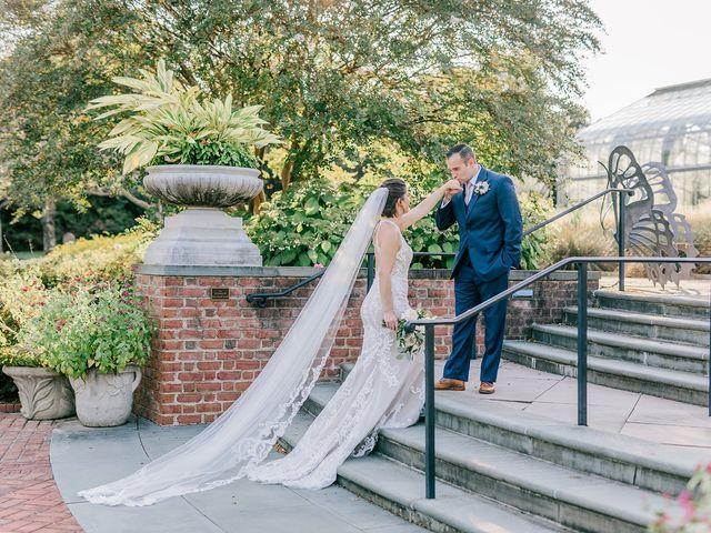 Kaitlin and Chris's Wedding in Richmond, Virginia 1