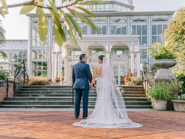 Kaitlin and Chris's Wedding in Richmond, Virginia 60