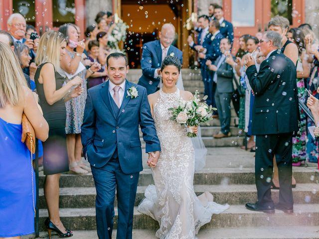 Kaitlin and Chris's Wedding in Richmond, Virginia 64