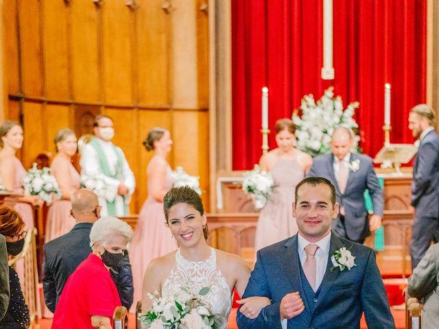 Kaitlin and Chris's Wedding in Richmond, Virginia 68