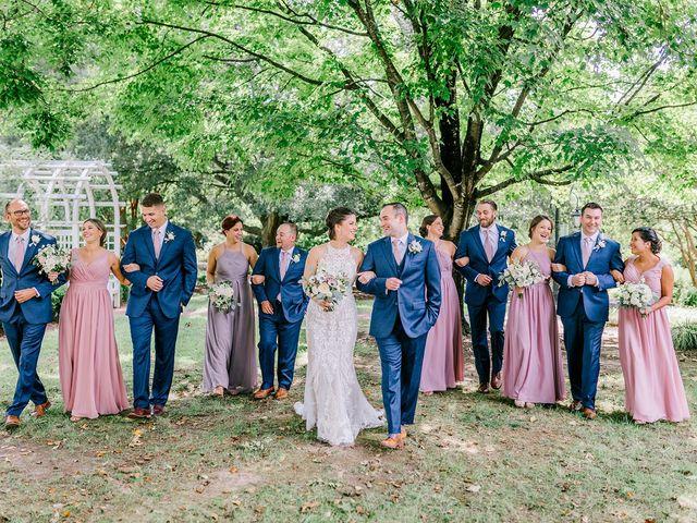 Kaitlin and Chris's Wedding in Richmond, Virginia 85