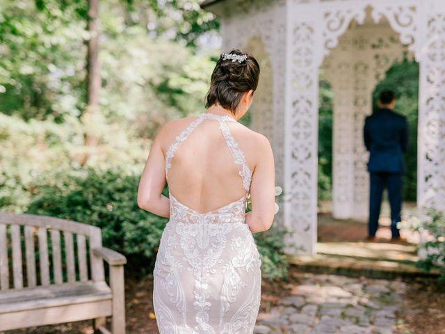 Kaitlin and Chris's Wedding in Richmond, Virginia 99