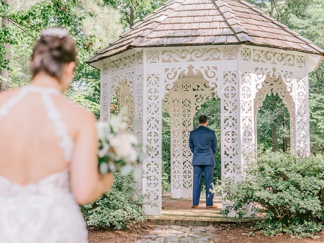 Kaitlin and Chris's Wedding in Richmond, Virginia 100