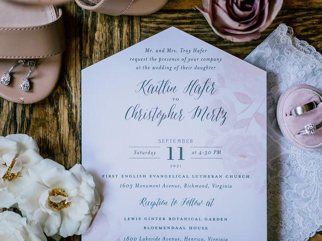 Kaitlin and Chris's Wedding in Richmond, Virginia 124