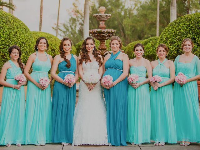 Laura and Jorge's Wedding in Miami, Florida 5