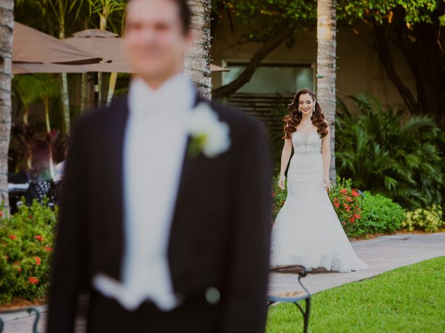 Laura and Jorge's Wedding in Miami, Florida 8