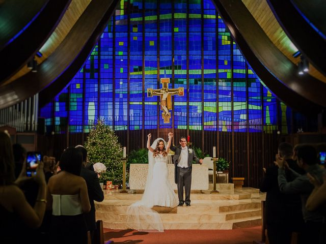 Laura and Jorge's Wedding in Miami, Florida 12