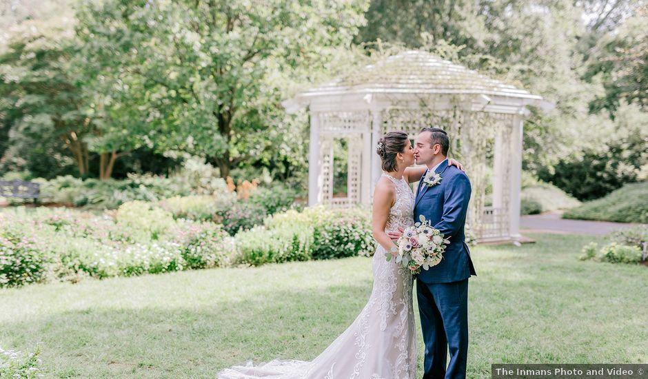 Kaitlin and Chris's Wedding in Richmond, Virginia