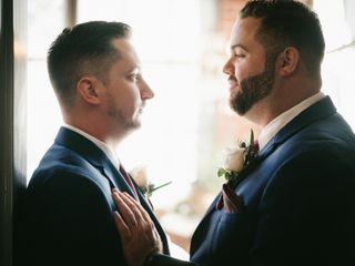 The wedding of Josh and Brandon 3