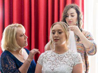 The wedding of Jenna and Robert 2