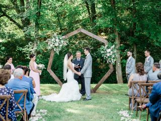 The wedding of Brooke and Stewart 2