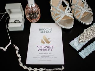 The wedding of Brooke and Stewart 3
