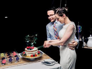 The wedding of Nicole and Dan 2