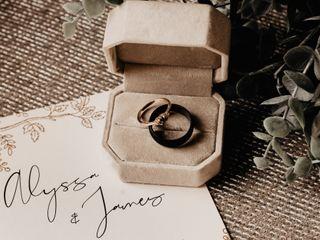 The wedding of James and Alyssa 3