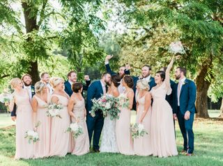 The wedding of Brittney and Tyler
