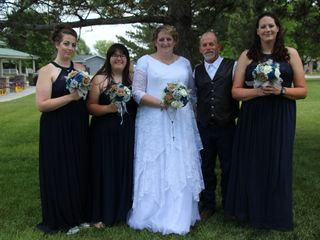 The wedding of Monica and Kelly 3