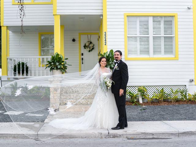 The wedding of Felipe and Alexis