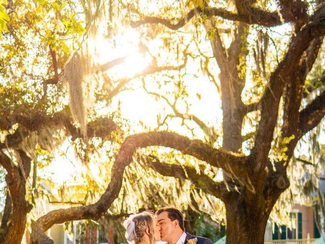 The wedding of Jenna and Robert