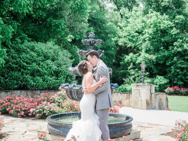The wedding of Brooke and Stewart