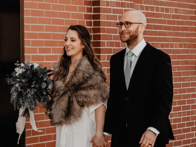 Alyssa and James's Wedding in South Bend, Indiana 25