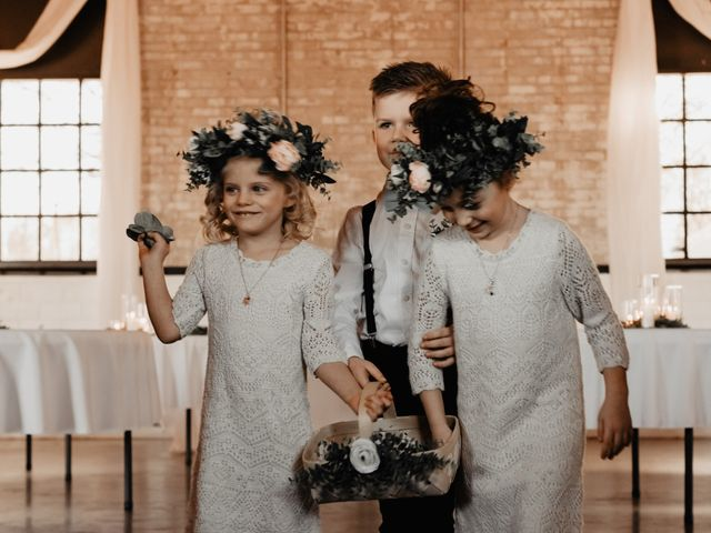 Alyssa and James's Wedding in South Bend, Indiana 51