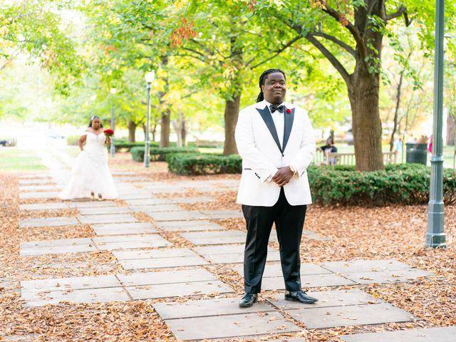 Bayo and Linda's Wedding in Kansas City, Missouri 11
