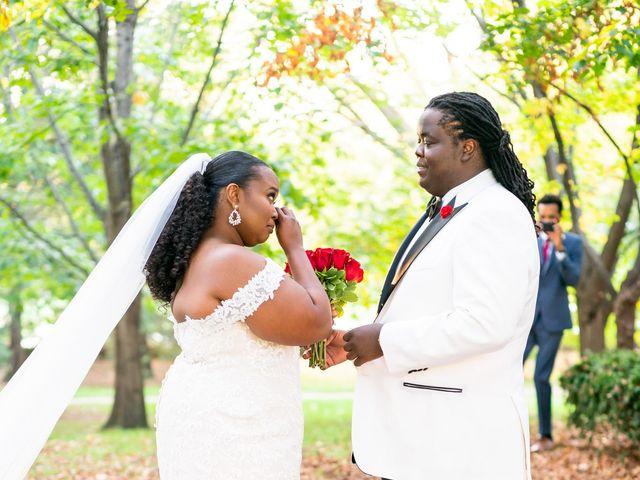 Bayo and Linda's Wedding in Kansas City, Missouri 12