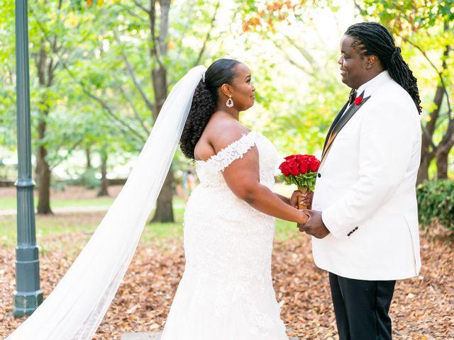 Bayo and Linda's Wedding in Kansas City, Missouri 13