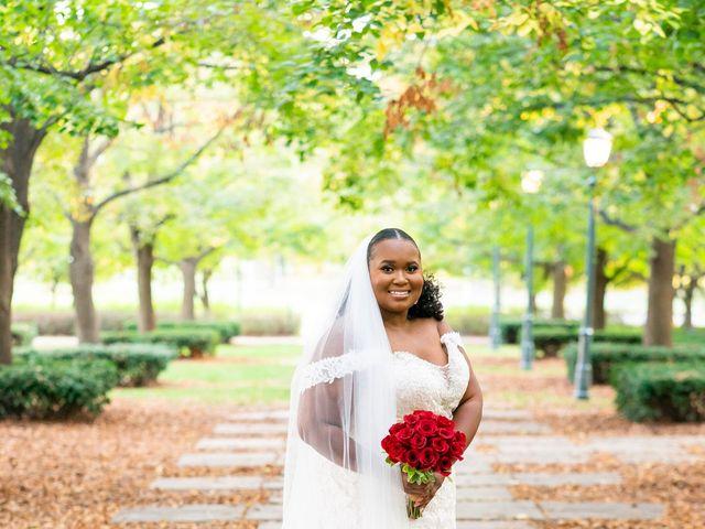 Bayo and Linda's Wedding in Kansas City, Missouri 14