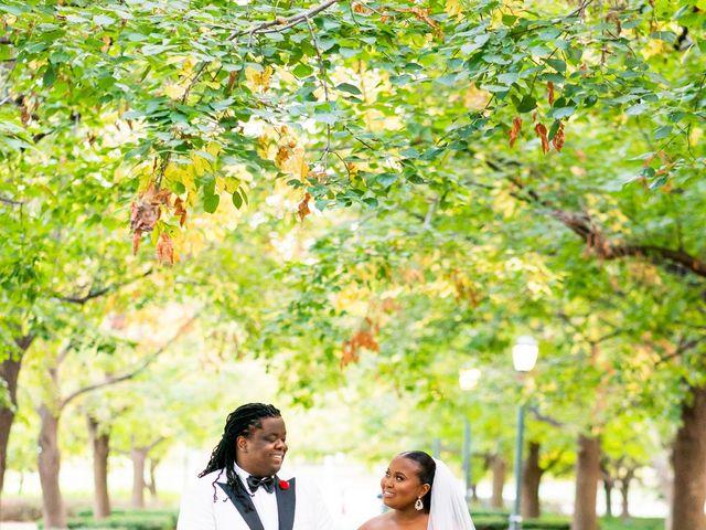 Bayo and Linda's Wedding in Kansas City, Missouri 18
