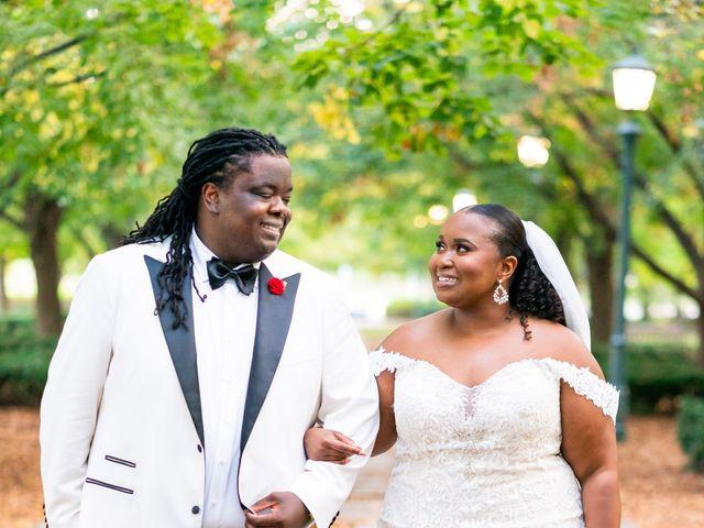 Bayo and Linda's Wedding in Kansas City, Missouri 20