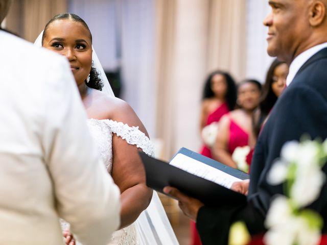 Bayo and Linda's Wedding in Kansas City, Missouri 24