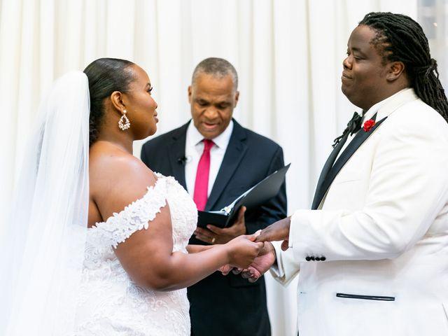 Bayo and Linda's Wedding in Kansas City, Missouri 26
