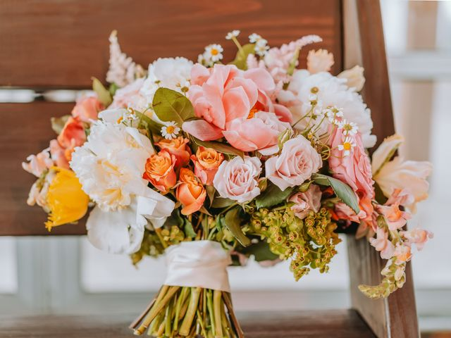 Richard and Emily's Wedding in San Marcos, Texas 5