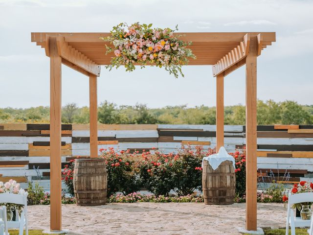 Richard and Emily's Wedding in San Marcos, Texas 18