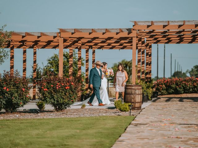Richard and Emily's Wedding in San Marcos, Texas 21