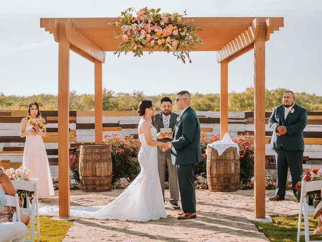 Richard and Emily's Wedding in San Marcos, Texas 26