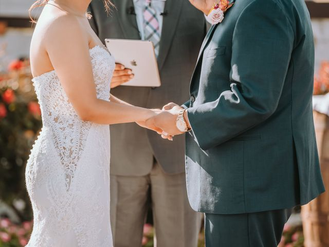 Richard and Emily's Wedding in San Marcos, Texas 27