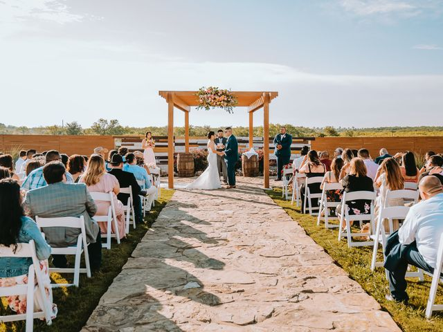Richard and Emily's Wedding in San Marcos, Texas 31